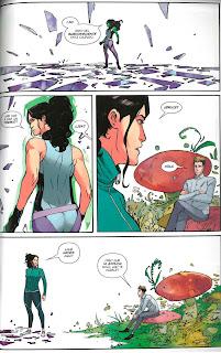 "Comic: Review de 100% Marvel "" Jennifer Walters: Hulka, Jen Walters debe morir"" - Panini Comics"