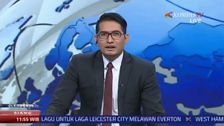 Frekuensi siaran Kompas TV di satelit ChinaSat 11 Terbaru