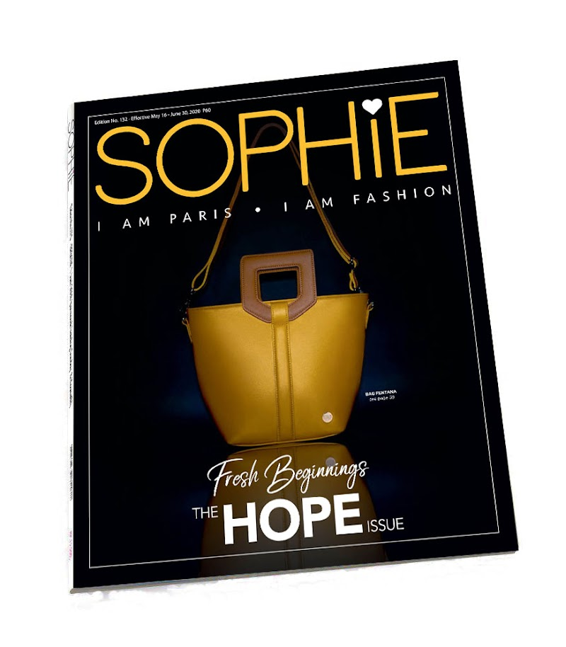 THE HOPE ISSUE: CATALOG SOPHIE PARIS