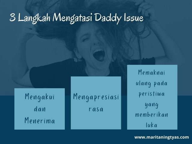 langkah atasi daddy issue