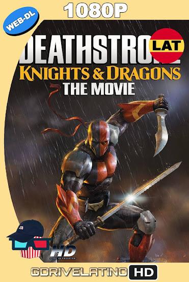 Deathstroke: Caballeros y Dragones (2020) WEB-DL 1080p Latino-Ingles MKV