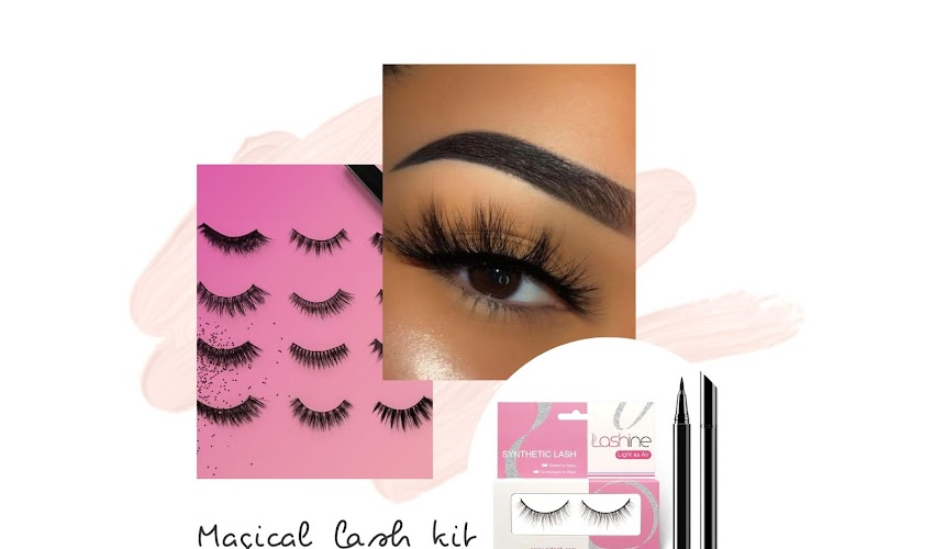 A way of amorous eyelashes in 5 minute