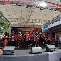 HUT ke-61 MPC Pemuda Pancasila Kabupaten Bekasi Bagi Sembako