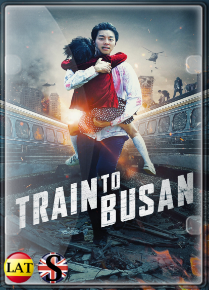 Estación Zombie: Tren a Busan (2016) HD 720P LATINO/COREANO