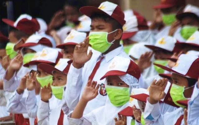 Sekolah Tatap Muka Akan Diterapkan di Jawa Tengah, Begini Skenarionya!