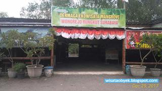 ekowisata hutan bakau sby