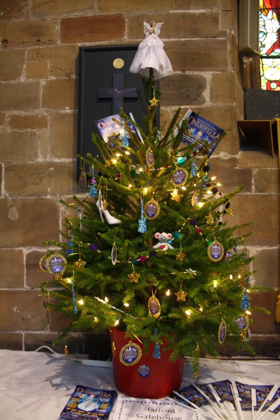 Rock Around The Christmas Tree.Photos Rock Around Our Panto Christmas Tree