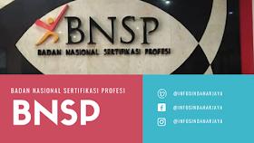 BNSP (Badan Nasional Sertifikasi Profesi) Adalah? Pengertian dan Fungsi BNSP