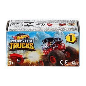 Xe Hotwheels Monster Truck Mini Collection