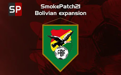 Bolivia league pes21