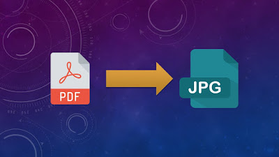 Cara Mengubah PDF Menjadi Gambar Tanpa Install Aplikasi!
