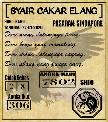 SYAIR SINGAPORE 22-01-2020