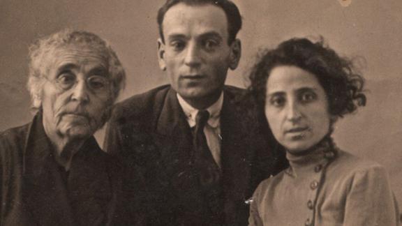 De cómo la familia Aznavour salva judíos durante el Holocausto