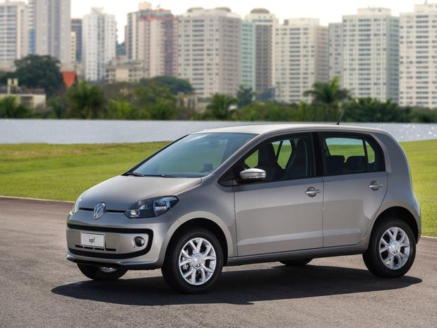 Volkswagen up! - versão High-Up!