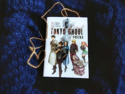Sui Ishida, Shin Towada - Tokyo Ghoul LN: Pustka