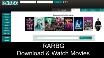 Download and Watch RARBG HD Hollywood Movies from RARBG com