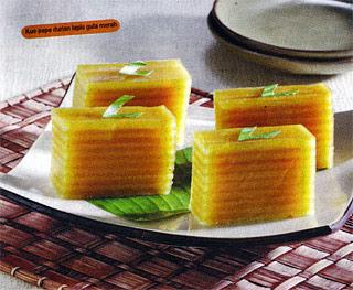 Resep Kue Pepe Durian Kukus