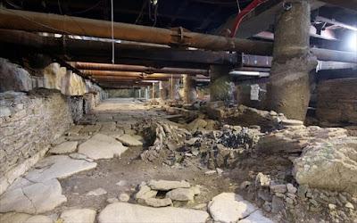 Μετρό Θεσσαλονίκης: Παρουσίαση της απόφασης του ΚΑΣ για τις αρχαιότητες στον σταθμό Βενιζέλου