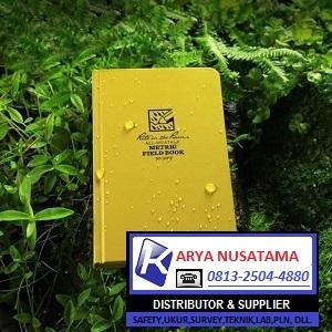 Jual Rain Book Geology Field Bound RR540F di Sumatera