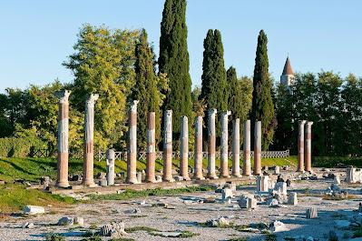 rovine romane aquileia