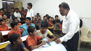 Raspberry Pi Training Workshop To Students in Gujarat