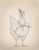 Pencil Sketch by Biju, Indian Artist from Kerala