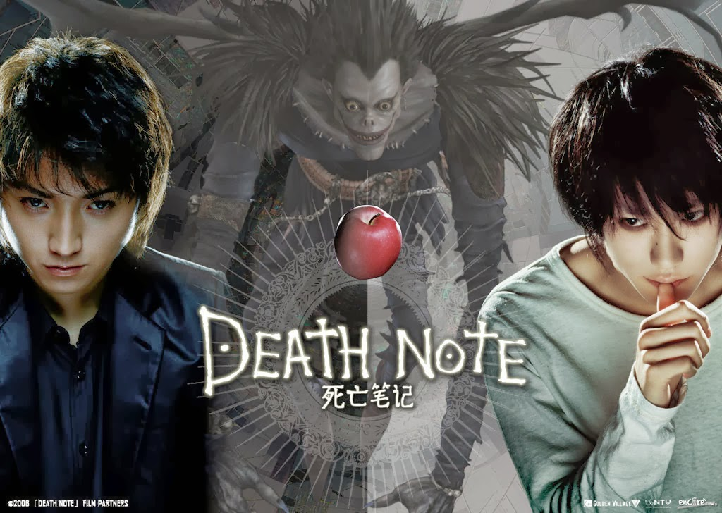 Download Death Note Live Action 1 : The First Name (Subtitle Indonesia)