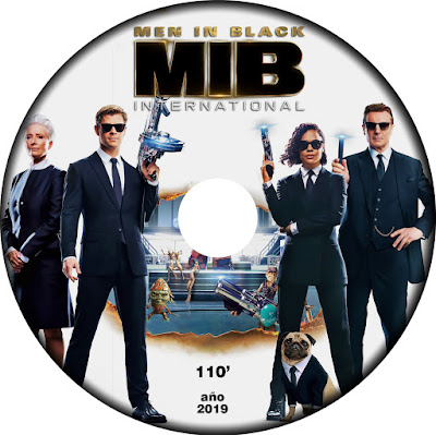 Men in Black International - [2019]