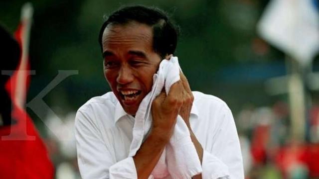 Jokowi: Jangan Ngomong Curang, Dihitung juga Belum