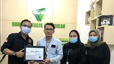 PT Solid Gold Berjangka dan DD Pendidikan Bersinergi, Salurkan Bantuan untuk Sekolah di Pelosok Negeri