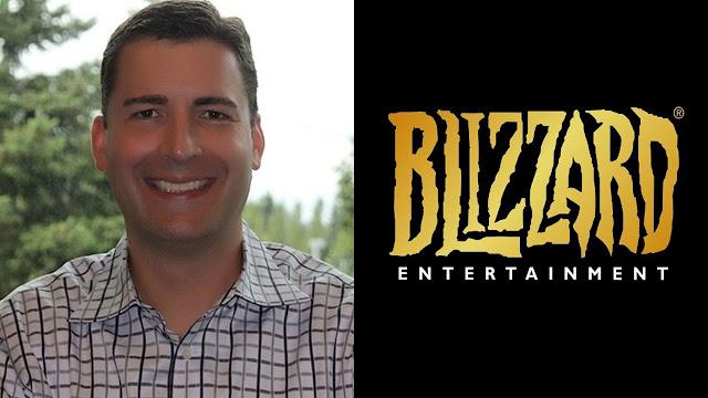 Mike Ybarra, ex-vicepresidente de Xbox, trabajará para Blizzard.