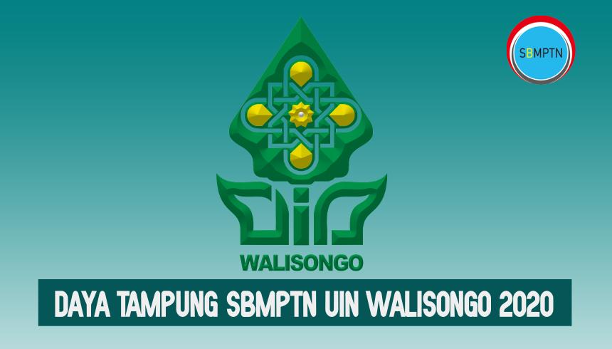 DAYA TAMPUNG UIN WALISONGO SBMPTN