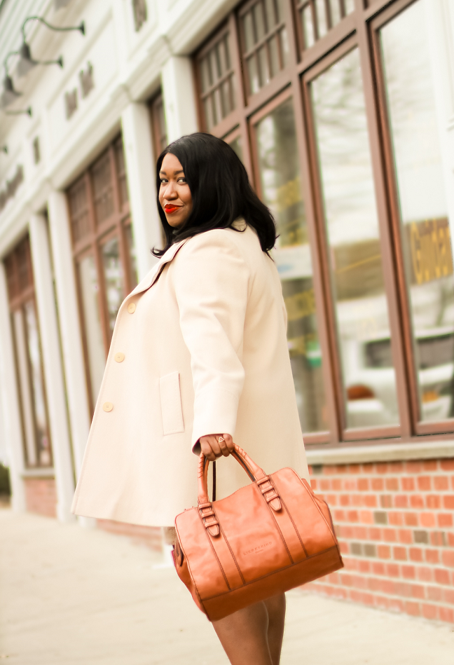 Plus Size Outfit Office Winter