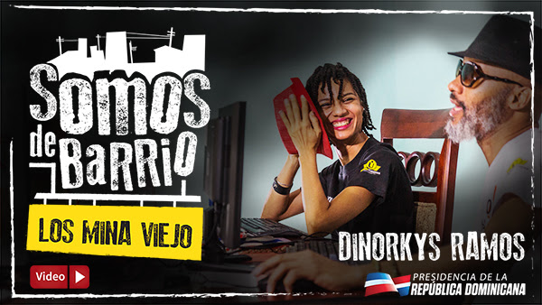 VIDEO: Los Mina Viejo. Dinorkys Ramos. Losmina.net