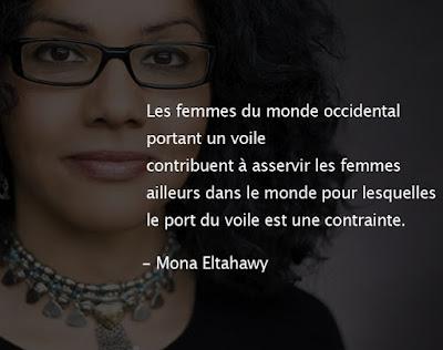Mona Eltahawy est journaliste, écrivaine et militante féministe égyptienne