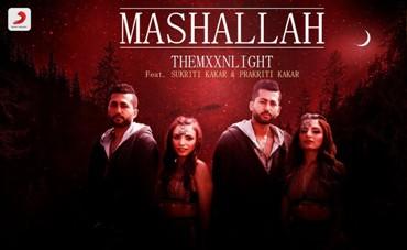 Mashallah Lyrics - THEMXXNLIGHT, Sukriti Kakar & Prakriti Kakar