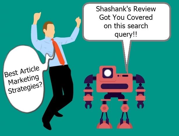 Shashank's Review International Seo