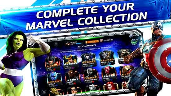 MARVEL Contest Mod Apk Download