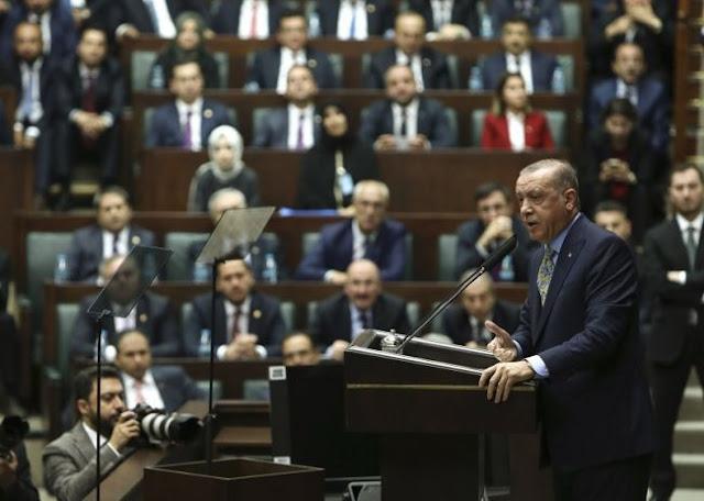 Τουρκία: «Πράσινο φως» της Βουλής για την επιχείρηση στη Συρία