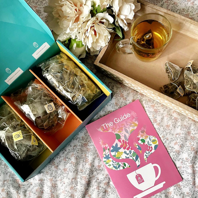 Review | Theenk Tea 21-Day Program Diary