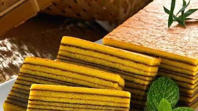Sejarah Asal-usul dan Cara Membuat Kue Lapis Legit