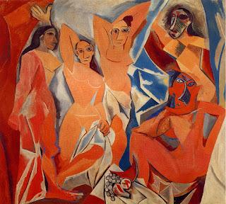 Кубизм Пабло Пикассо первая работа
