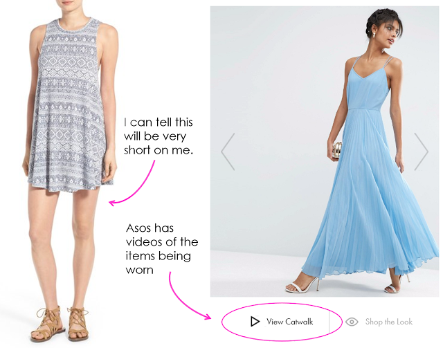 What to know when ordering clothes online