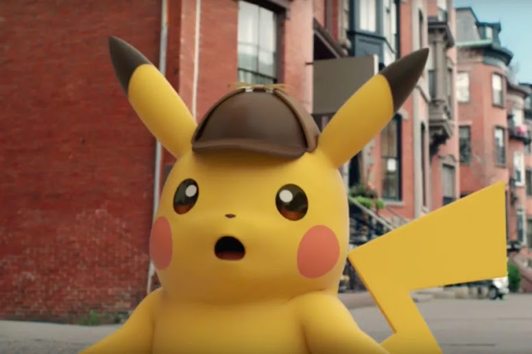 Pikachu detetive 3DS
