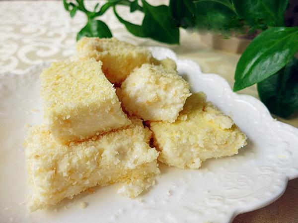 Bánh sữa dừa