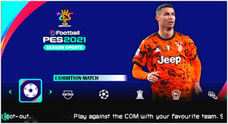 Download PES 2021 PPSSPP Android Chelito V2/V7 Update Latest Transfer & Best Graphics Real Face Camera PS5