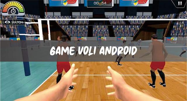 √ 15+ Game Voli Android Offline & Online (Terbaik 2020)