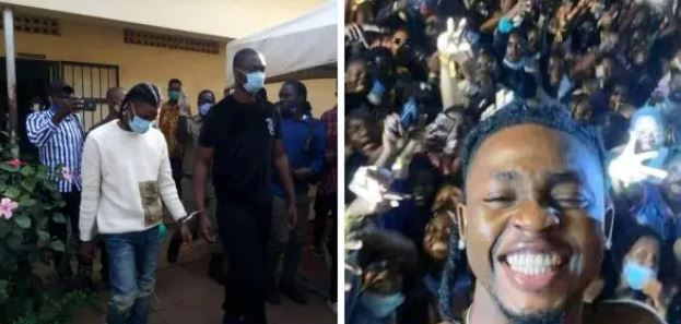 Nigerians Blast Uganda Police Over Arrest of Singers Omah Lay, Tems #Arewapublisize