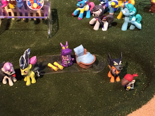MLP Friendship is Magic Collection Nightmare Night Set