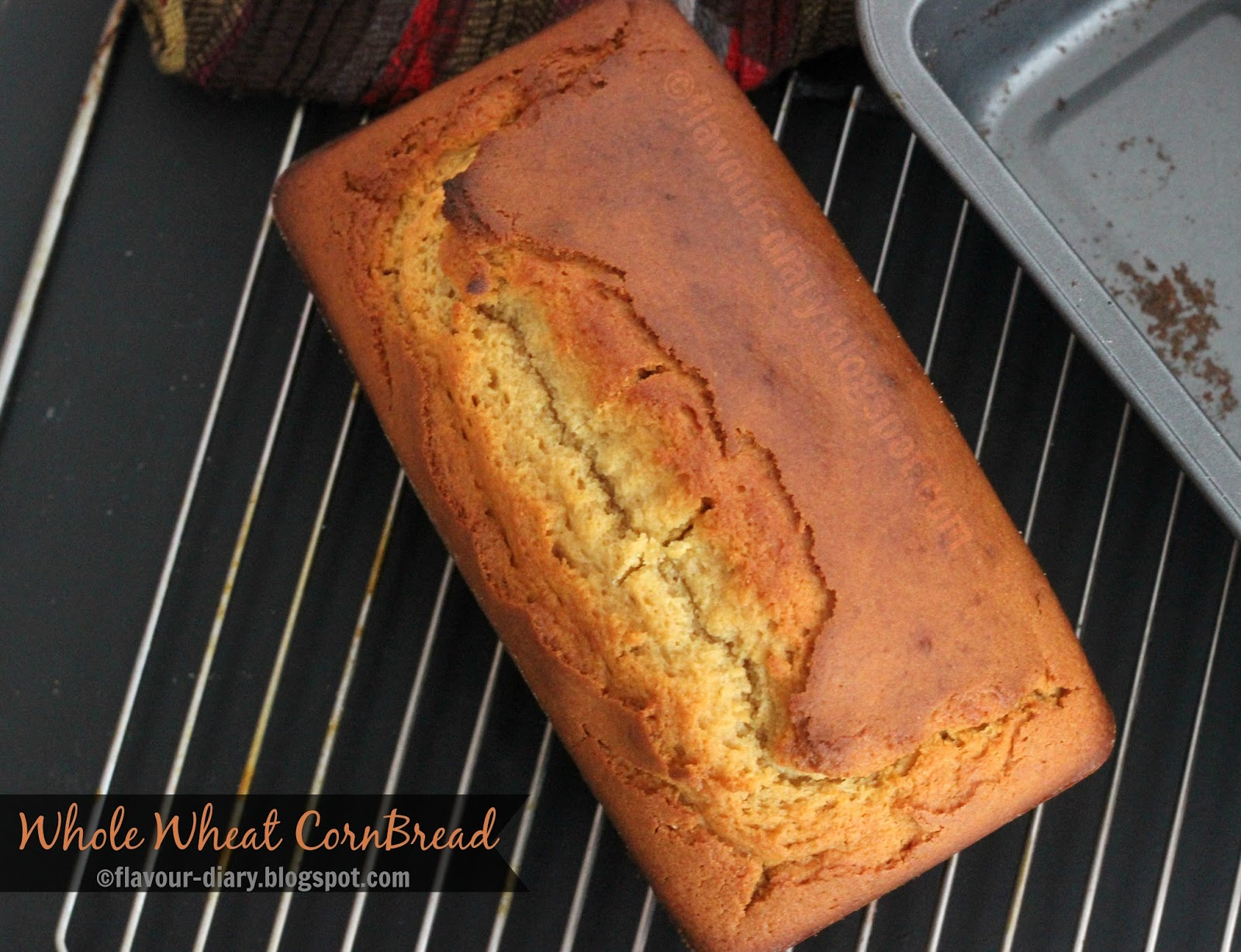Northern Style Cornbread recipe